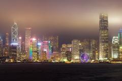 Vecerni Hongkong