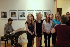 Vernisáž výstavy Fotoklubu Čáslav 2018
