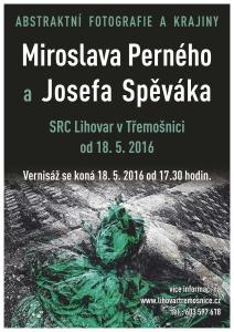 vernisáž výstavy J. Spěvák a M. Perný