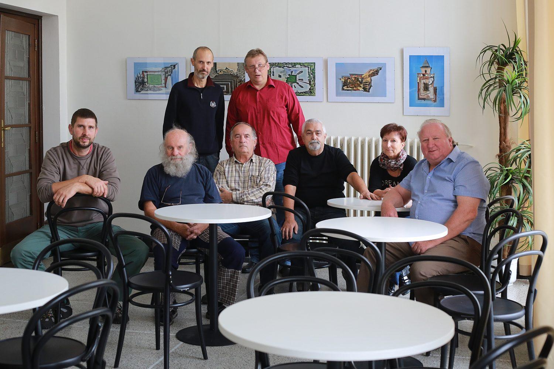 Výstava Fotoklubu Čáslav v Tylově divadle Kutná Hora
