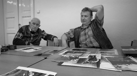 schůzka fotoklubu 2010
