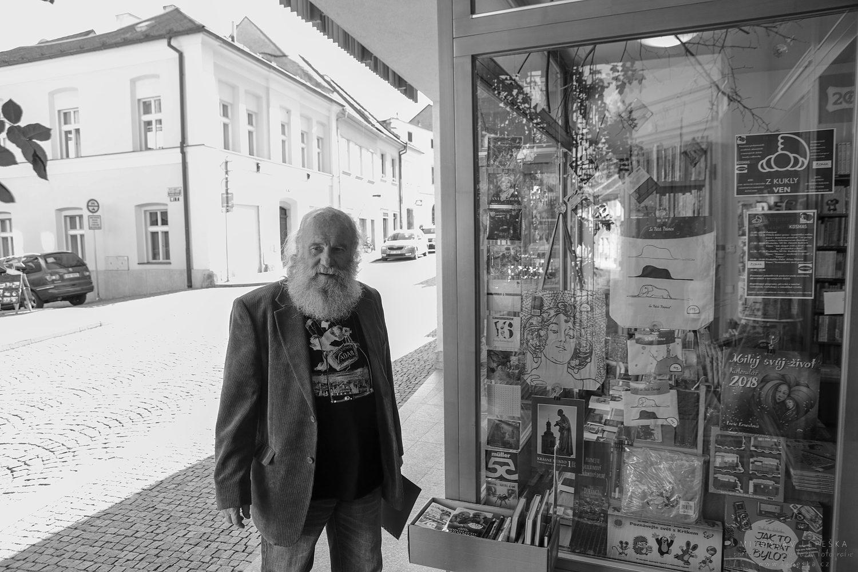 M. Perný výstava 2017 Kutná Hora
